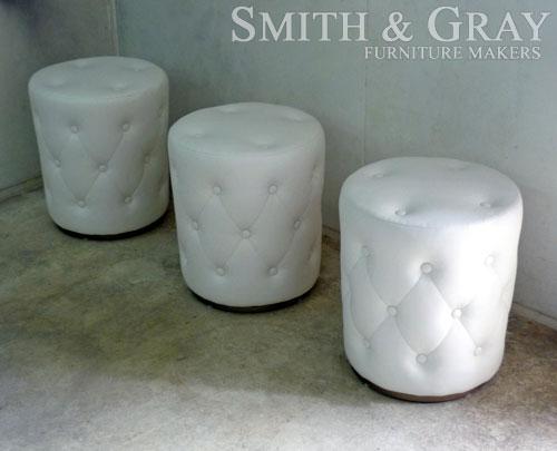 White Love Seats